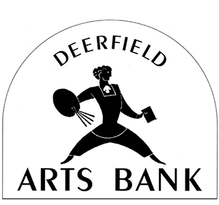 Deerfield Arts Bank Sign